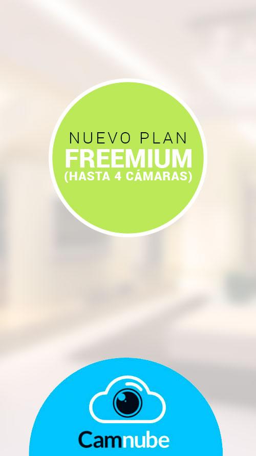 Nuevo plan Freemium